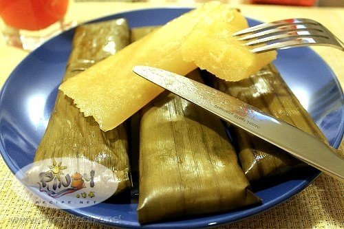 Cassava Suman Recipe