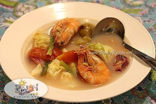 how to cook soup no 5 recipe filipino