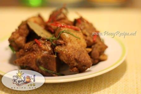 pork adobo or adobong baboy