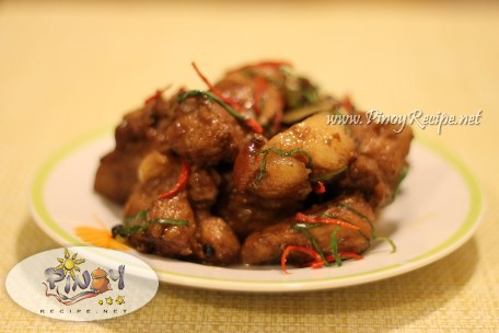 pork adobo recipe