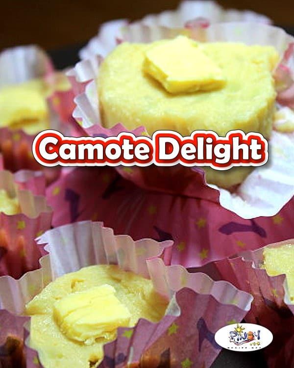Camote Delight
