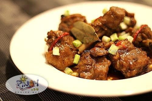 adobong manok recipe