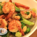 Spicy Shrimp Broccoli Stir Fry Recipe