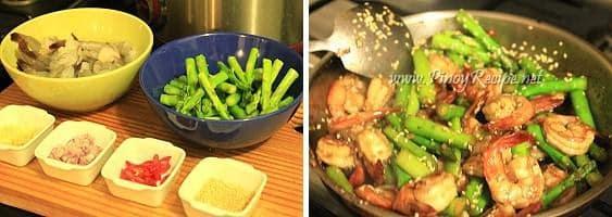 Shrimp and Asparagus Recipes