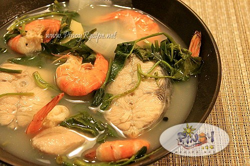 Seafood sinigang recipe filipino recipes portal seafood sinigang filipino recipe forumfinder Gallery