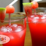 Filipino Watermelon Cooler Recipe