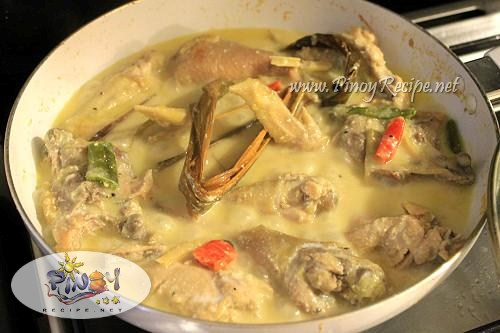 chicken hinalang recipe