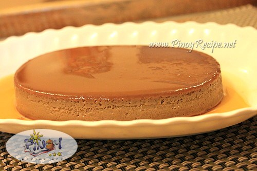how to make leche flan filipino style
