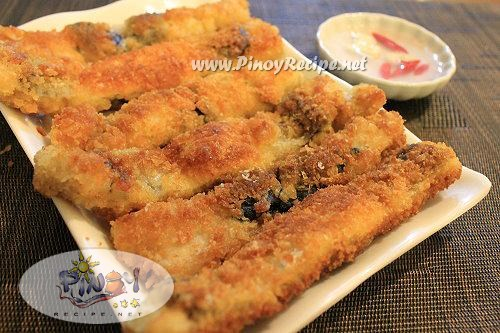 bangus belly tempura filipino recipe