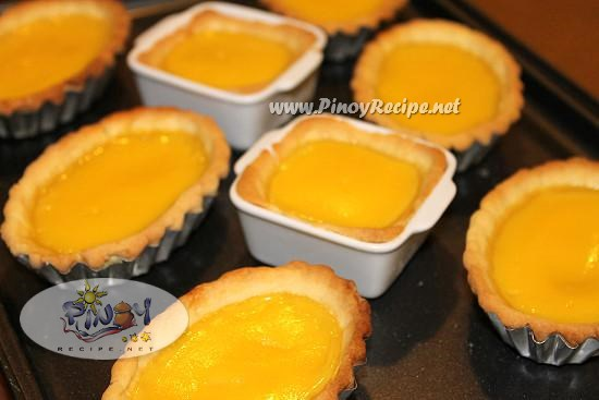 filipino egg tarts