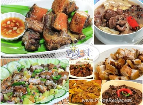 filipino pork recipes