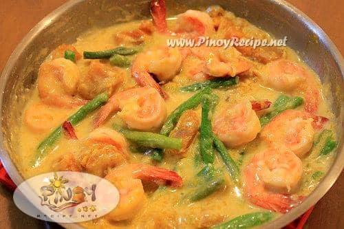 ginataang gulay filipino recipe