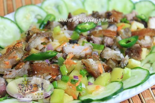 sinuglaw or grilled pork kilawin recipe