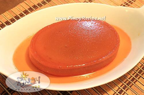 strawberry leche flan recipe