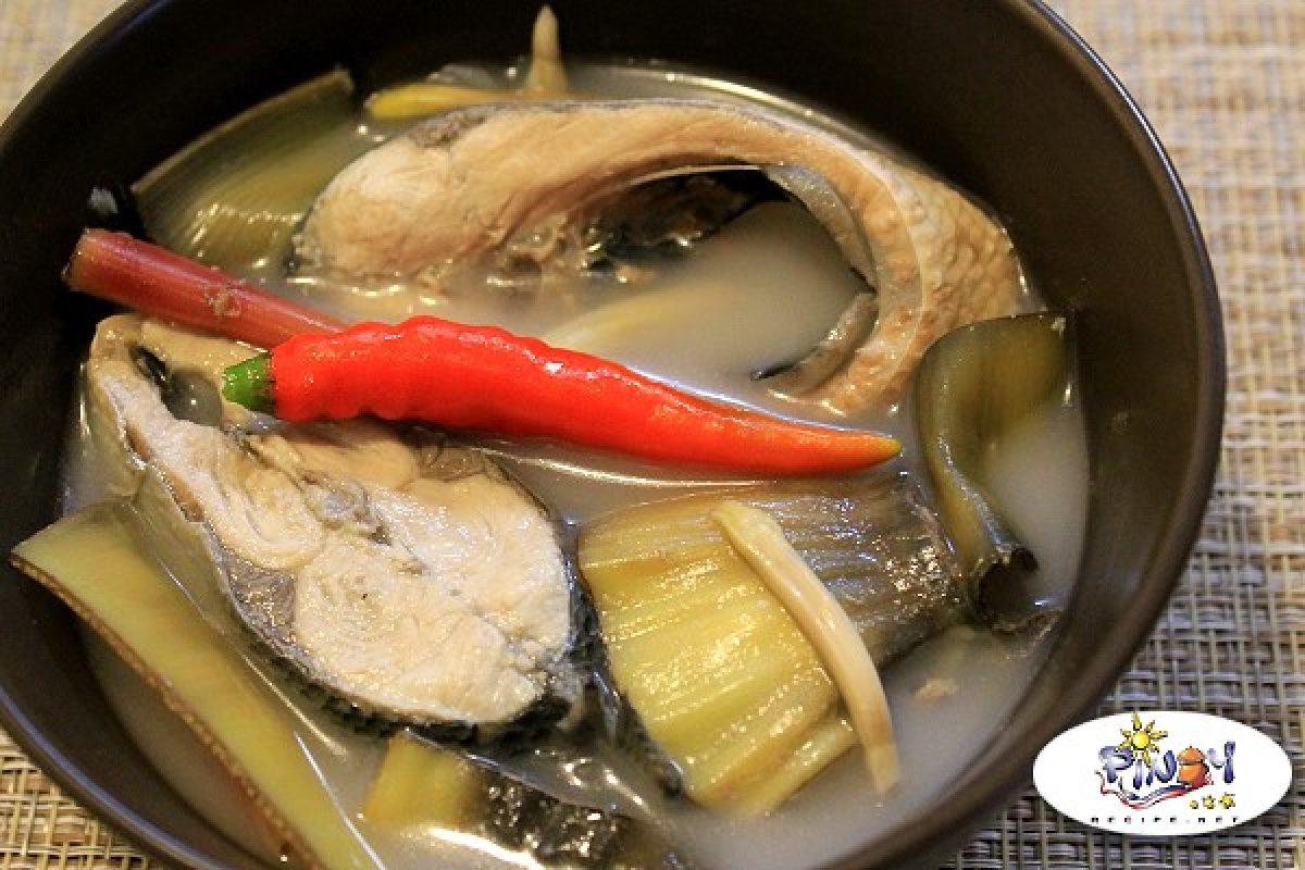 Sinigang Na Bangus With Puso Ng Saging Recipe Pinoy Recipe At Iba Pa