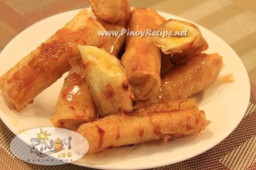 turon filipino recipe