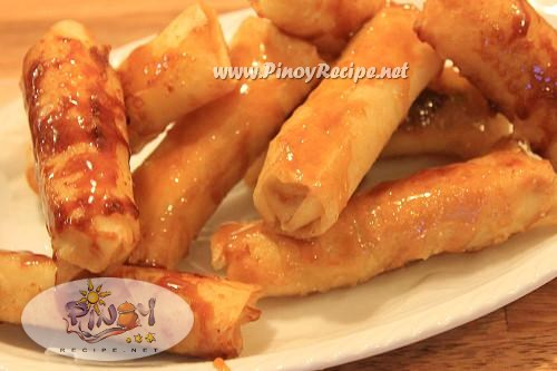 how to make turon wrapper