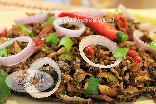 bangus sisig filipino recipe