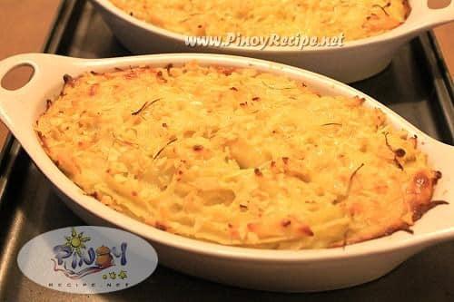 filipino Shepherds Pie recipe