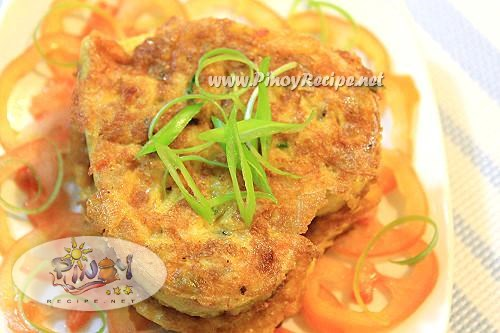 filipino crab cakes recipe