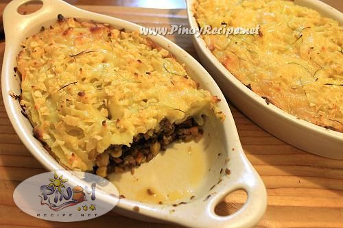 pinoy Shepherds Pie recipe