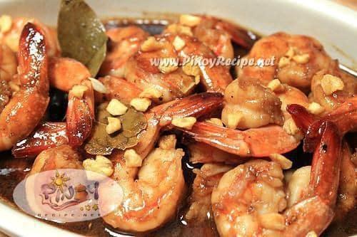 shrimp adobo recipe
