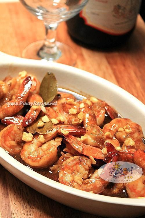 shrimp adobo recipe