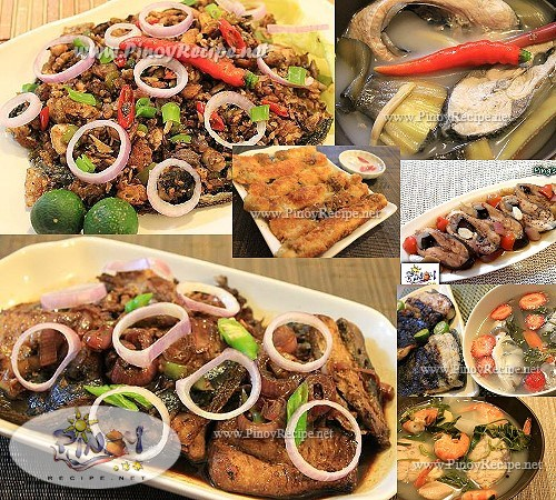 bangus recipes