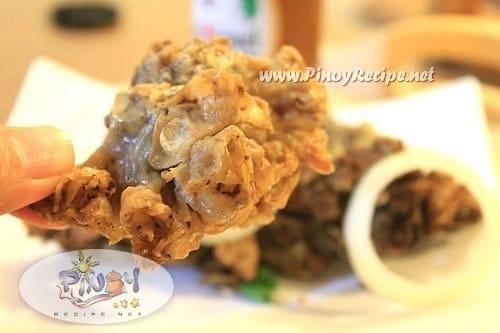 chicharon bulaklak recipe