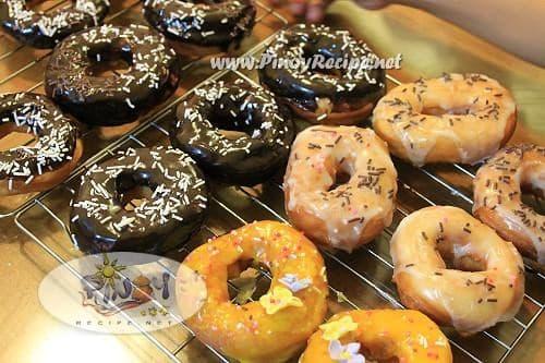filipino donut recipe