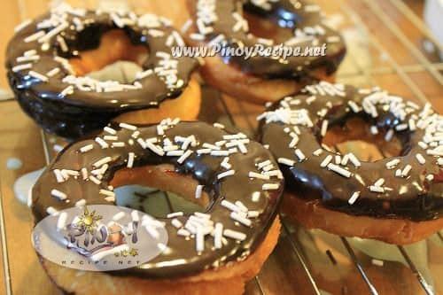 filipino doughnut recipe