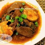 Chicken Liver Steak Recipe