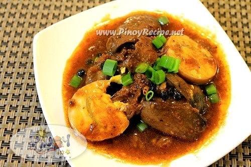 chicken liver steak recipe