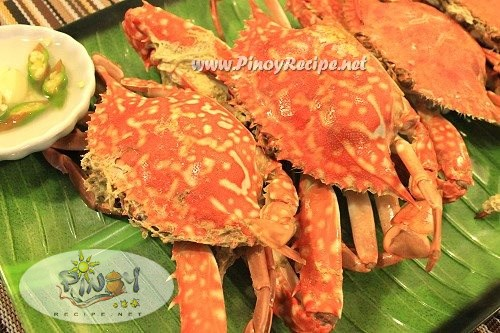 halabos na crabs recipe