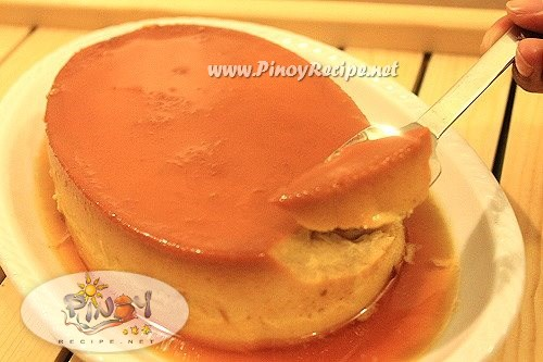 leche flan pinoy recipe