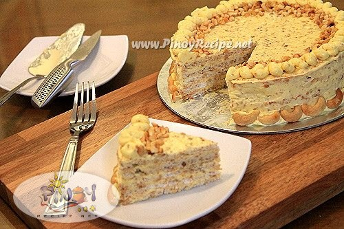 Sans rival recipe filipino recipes portal sans rival cake recipe forumfinder Choice Image