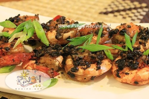 Black Pepper Shrimp