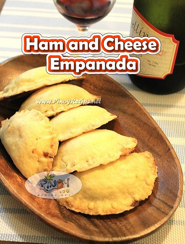 Ham and Cheese Empanada Delight