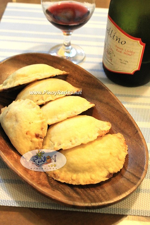 ham and cheese empanada recipe