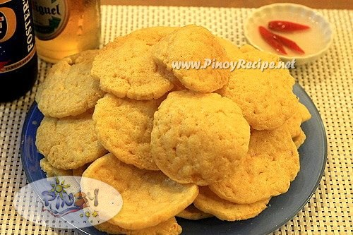 Shrimp Kropek Recipe - Filipino Recipes Portal