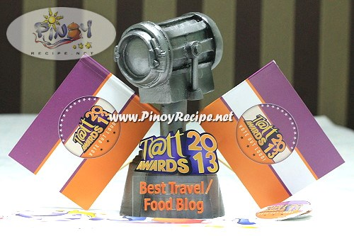 tatt awards trophy
