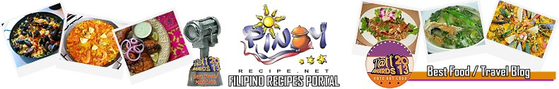 Filipino Recipes Portal