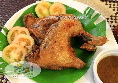 max restaurant fried chicken recipe