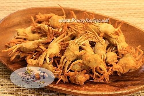 crispy crablets filipino recipe