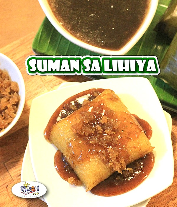 Suman sa Lihiya Recipe for Pinterest