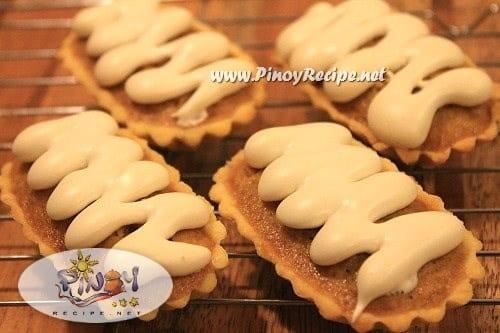 peanut boat tarts