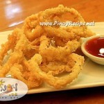 Squid Rings Recipe