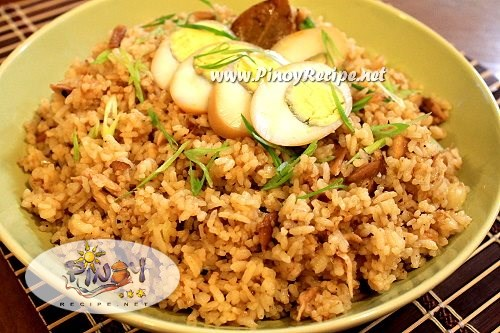 Taba ng talangka rice recipe filipino recipes portal taba ng talangka rice ccuart Choice Image