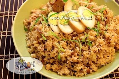 taba ng talangka rice