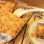 Filipino Baked Macaroni and Cheese Recipe
